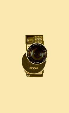 8mm Camera Art Print