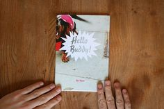 Book Du Jour: Hello Buddy by Ben Rayner | Self Publish, Be Happy #design #dogs #book #photography #rayner #ben