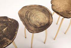 Metal Furniture by Sharon Sides