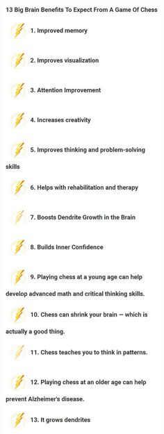 Do You Know These - 13 Big #Brain Benefits Of Playing