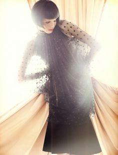 Merde! - chapmanmogridge: Ragnhild Jevne photographed by... #fashion #photography