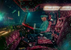 Todd Antony Highlights Extravagantly Decorated Trucks in Japan