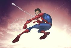 Patrick Brown illustrations {Part 2} #spiderman