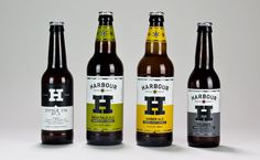 Harbour Brewing Co on Behance