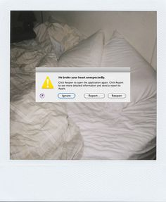 Human Error by Victoria Siemer #siemer #polaroid #human #victoria #art #error