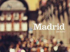 blog « matmacquarrie.ca #madrid #postcard #vintage