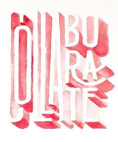 Collaborate Hello Jon #graphic design #design #typography #quality
