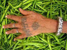 Indian Body Art #indian