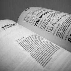 Codex: The Journal of Typography | Paul Galbraith #typography #design #galbraith #graphic #paul