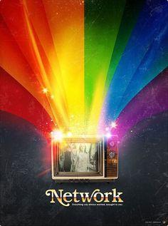 James White of Signalnoise « matmacquarrie.ca #vector #white #signalnoise #james #network #rainbow