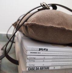 Magazine Stool by Njustudio #tech #flow #gadget #gift #ideas #cool