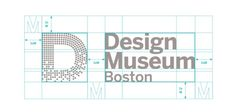 Design Museum Boston #logo #brand