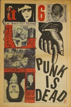 1978 NY Punk Poster