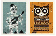 grain edit · modern graphic design inspiration blog   vintage graphics resource