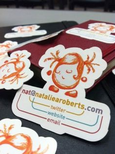50 Unique and Unusual Business Card Examples | MyInkBlog #business card #self promotion