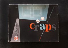 Vintage Packaging: Vegas,Baby! - TheDieline.com - Package Design Blog #packaging