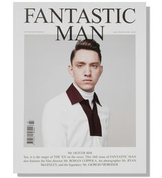 Fantastic Man No.16 AW 2012 | Hypebeast Store