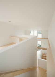 Beautiful and Warm Wood Interior Design By Kenji Architectural Studio