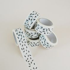 Kitsuné Shop - Accessories #tape #supplies #office #kitsune #french #stationery #diy
