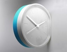 1-side-beside-clock-by-ludovic-roth #clock #wall