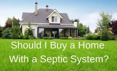 Buy a Home With an old Septic System