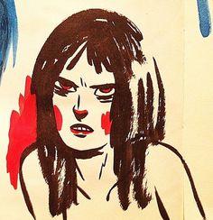 jake armstrong #illustration #comics