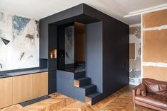 Arnaud Apartment by Batiik Studio
