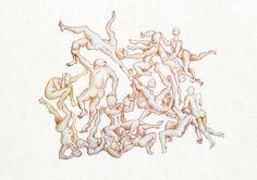 #bodyparts #sketch #pencil #skinn #naked #feet #humans #gender #fight #fly #skinn #women #men