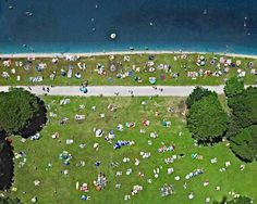 Aerial Photography by Bernhard Lang