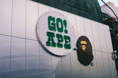 http://yves-laroque.squarespace.com/ #a #bape #ape #tokyo #bathing #japan