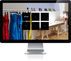H PR London #fashion #design #website #site