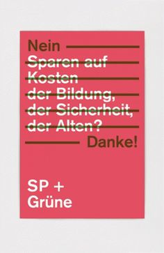 SP + Grüne #type #layout #design #graphic