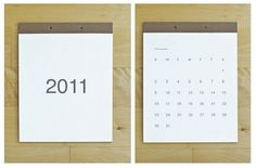 Google Reader (7) #calendar #typography