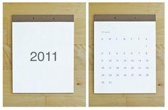 Google Reader (7) #calendar #typography