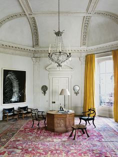 Grand Simplicity #interior #apartments #design #decor #living #home #space #interiors #architecture #room