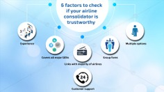 TravelAgentMall Blog | 6 Factors to Check if Your Airline Consolidator is Trustworthy