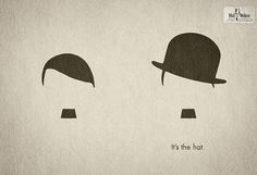 26 Brilliant Minimalist Print Ads | Bored Panda #hitler #advertisement #design #graphic #germany #chapman #advertising #magazine