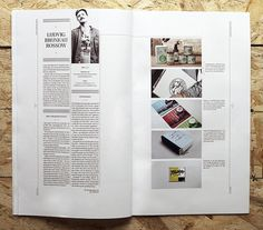 Snitt Magazine on the Behance Network #editorial #awesome