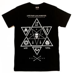 Witchcraft T Shirt [B] #shirt #pentagram