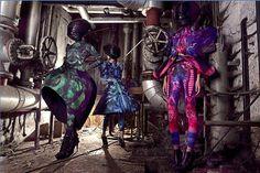 Ivana Pilja, Semi Song, fashion, LTVs, Lancia TrendVisions #fashion