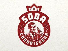 Dribbble - Soda Connoisseur by Jeffrey Devey