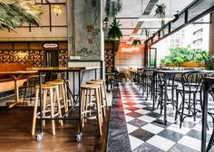 Verandah Bar Branding - Mindsparkle Mag The Bar Brand People designed the branding for Verandah Bar which is located in the heart Sydney CBD, Australia. #logo #packaging #identity #branding #design #color #photography #graphic #design #gallery #blog #project #mindsparkle #mag #beautiful #portfolio #designer