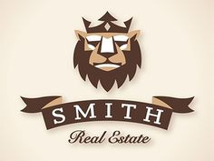 Dribbble - Smith Realty Logo by Paul Howalt