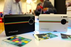 Instant Digital Camera From Polaroid #gadget
