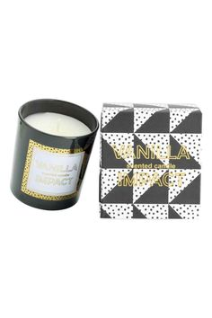 Vanilla Scented Candle, H&M Home