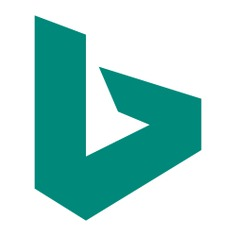 See more icon inspiration related to bing, brands and logotypes, brand, logotype, logo, social network and social media on Flaticon.