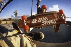 T H E D I G G E S T . C O M #jesus #saves #skateboarding