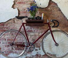 Fixa Bike Shelf #gadget