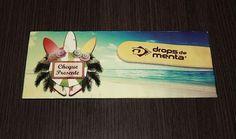 Cheque presente de verão - Embalagem | Flickr - Photo Sharing! #branding #materiais #presente #design #ideias #cheque