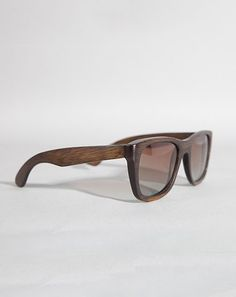 Morning Wood Sunglasses #glasses #accessories #dudes #bamboo #wood #fashion #factory